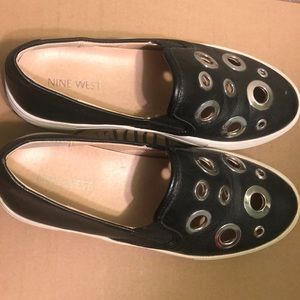 Nine West Slip On Shoes